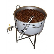 CHESTNUT ROASTER ECO-B TRADITIONAL GAS WITH MIXER