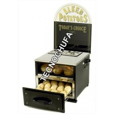 ROASTER GAS POTATO BAKER WITHOUT BURNER