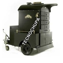 BIG BEN MOBILE POTATO BAKING OVEN