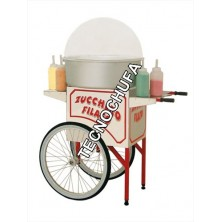 STAINLESS STEEL CART FOR COTTON CANDY MACHINE