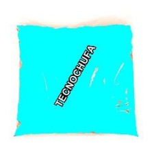 BAG OF 1 KG. SUGAR SEMICONCENTRATED BLUE