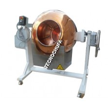 PRALINE ROASTER MACHINE TECNO 1500 ANALOGIC - 135 LITERS/HOUR