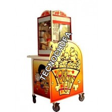 STREET POP CART FOR POPCORN MACHINE