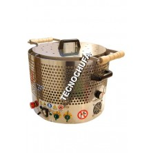 ELECTRIC CHESTNUT ROASTER PROFESSIONAL WITH MIXER