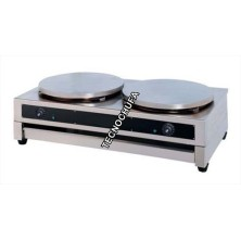 ELECTRIC CREPE MAKER DOUBLE 2E-40