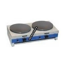 GAS CREPE MAKER DOUBLE 2G-40 CE