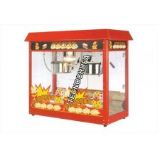 POPCORN MACHINE TECNOPOP 2 X 8 OZ-T DOUBLE