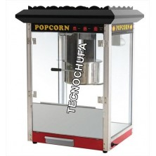POPCORN MACHINE TECNOPOP 12 OZ-T RETRO