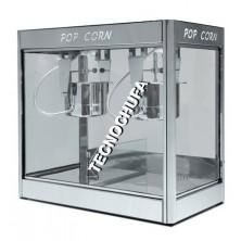 POPCORN MACHINE TECNOPOP 2 X 20 OZ - DOPPIO INOX