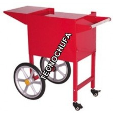 RED CART 6/8 OZ TECNOPOP
