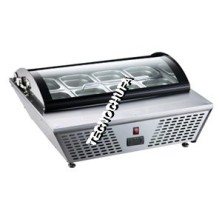 TOPPING SHOWCASE - REFRIGERATED VTOP-67