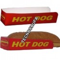 BOX 2500 PACKAGING FOR HOT DOGS