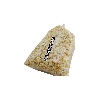 PACKAGE 350 GR OF PLASTIC BAGS 20 X 12 CMS