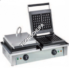 MACHINE A GAUFRES MG-20C (DOUBLE CARREE)